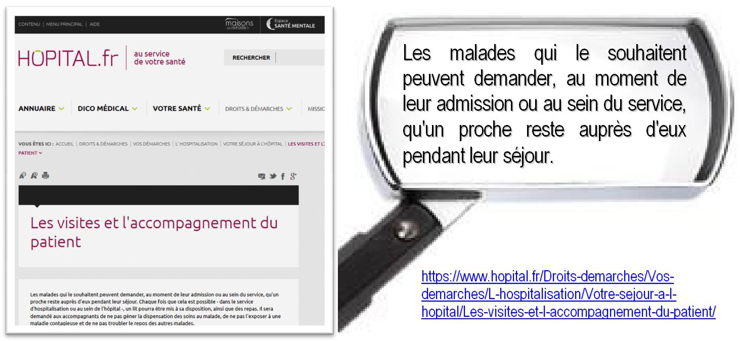 Hopital.fr pour blog