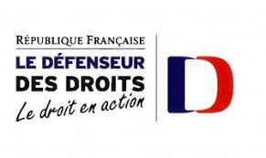 logo défenseur droits